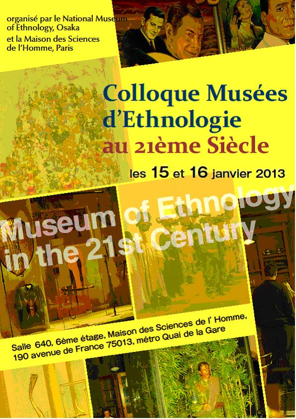 affiche colloque musées
